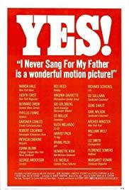 我不为父歌唱