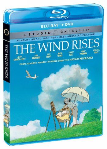 宫崎骏的《起风了》将在 9月发行蓝光和DVD版本