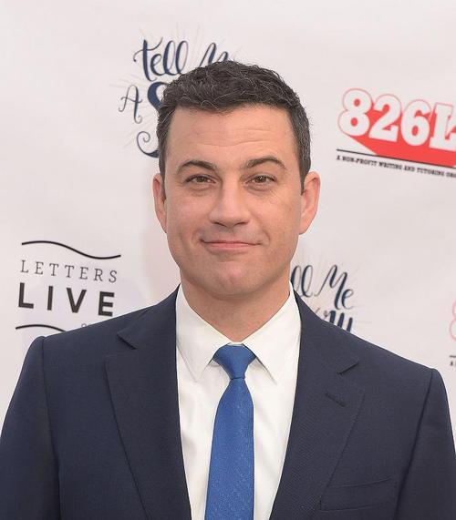 2020年艾美奖如期举行,吉米·坎摩尔(Jimmy Kimmel)为主持人