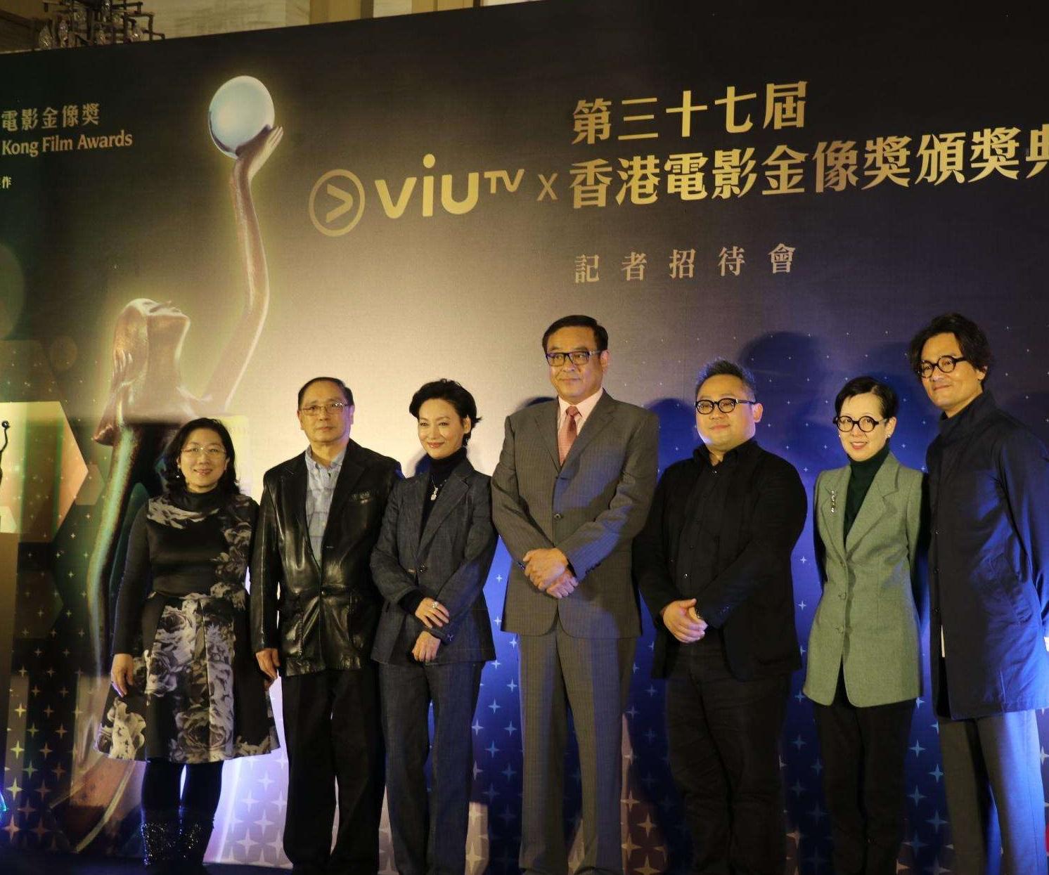 精彩重温:这些获得37届香港电影金像奖提名的电影,你看过几部?
