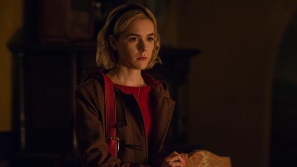 Netflix宣布不再续订《萨布丽娜的惊心冒险》(Chilling Adventures of Sabrina)