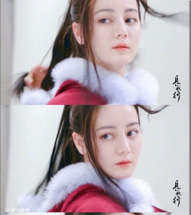 《长歌行》开播,迪丽热巴搭档赵露思上演姐妹情