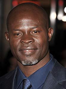 杰曼·翰苏 ( Djimon Hounsou)